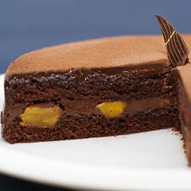 京橋千疋屋 チョコレートケーキ|老舗千疋屋の果物と ...